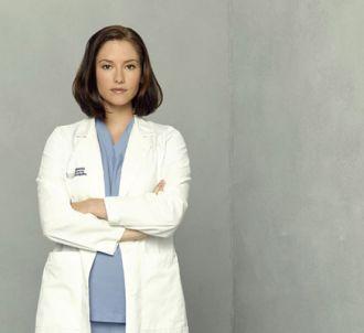 Chyler Leigh est Lexi Grey dans 'Grey's Anatomy'