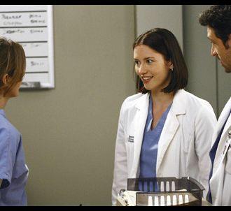 Ellen Pompeo, Chyler Leigh et Patrick Dempsey dans 'Grey...