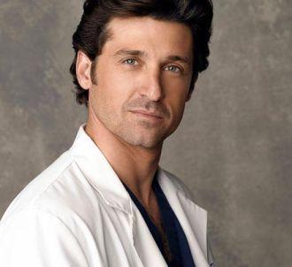 Patrick Dempsey est Derek Shepherd dans 'Grey's Anatomy'