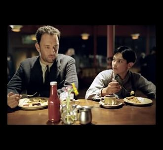 Tom Hanks (Michael Sullivan), Tyler Hoechlin (Michael...