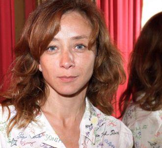Sylvie Testud à la conférence de presse de rentrée Des...