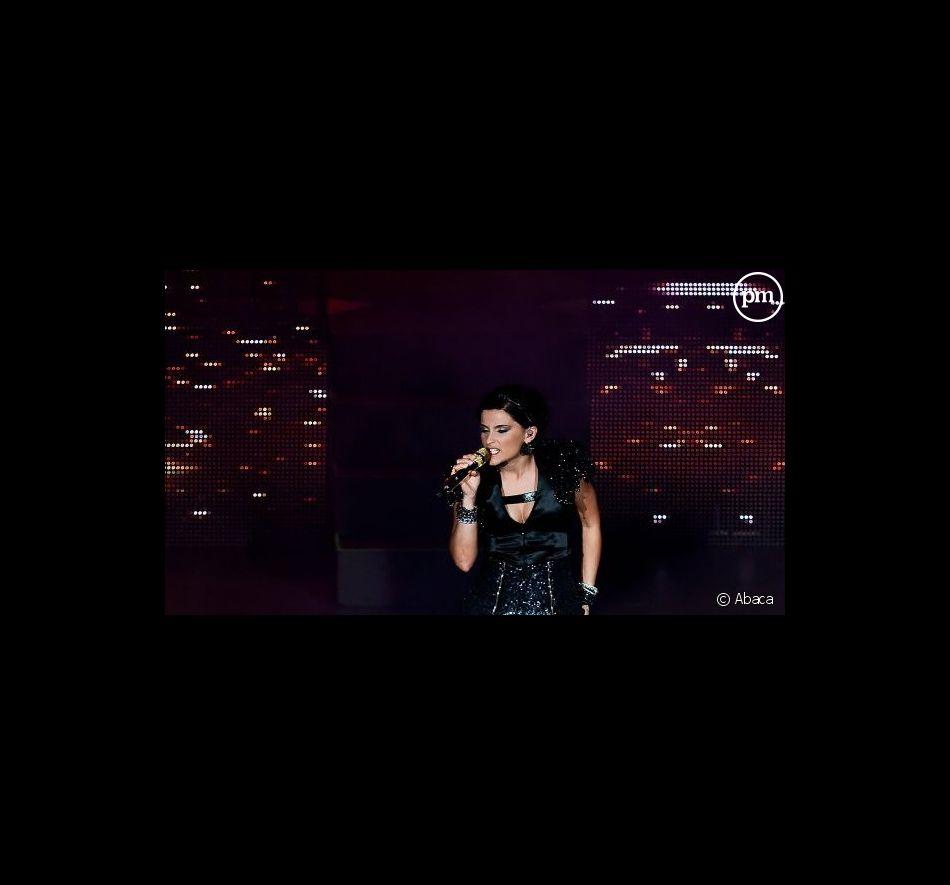 La chanteuse Nelly Furtado