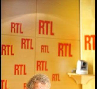 Patrick Poivre d'Arvor, le 12 juillet 2008 à RTL