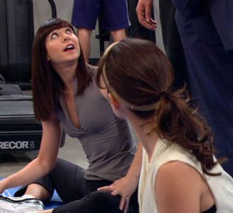 Alyson Hannigan est Lily dans 'How I Met Your Mother'