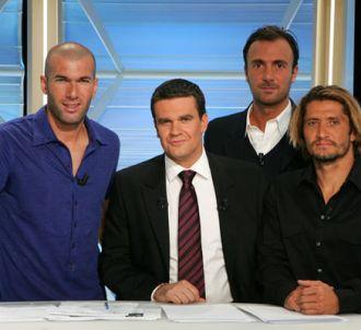 Soirée Ligue des Champions sur Canal : Zinedine Zidane,...