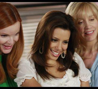 Marcia Cross, Eva Longoria Parker et Felicity Huffman...