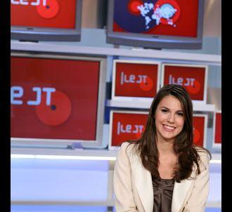 Emilie Besse, présentatrice des journaux dans L Edition...