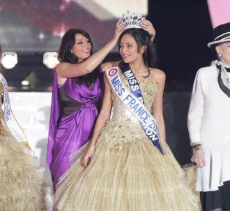 L'élection de Miss France 2008 sur TF1.