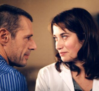 Lambert Wilson et Emmanuelle Devos dans 'Gentille'.