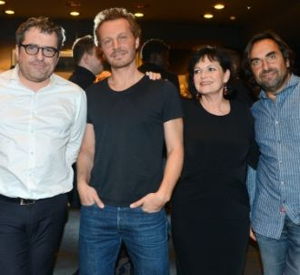 Le jury de Nouvelle Star : Olivier Bas, Sinclair, Maurane...