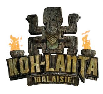 Le logo de 'Koh-Lanta Malaisie'.
