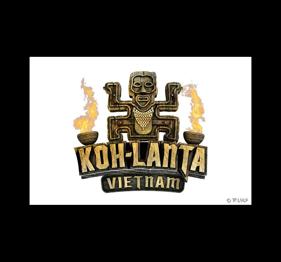 """Le logo de """"Koh-Lanta"""" Vietnam"""