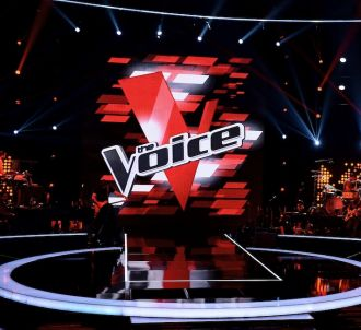 Le plateau de 'The Voice' 2017