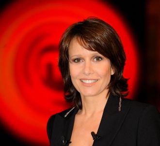 Carole Rousseau présente 'Masterchef' sur TF1