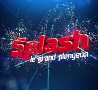 Le logo de 'Splash ! Le grand plongeon'