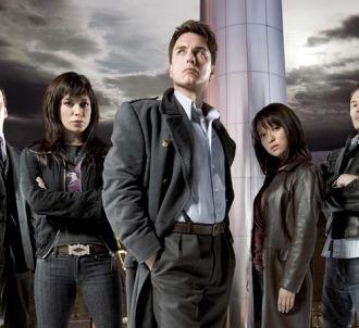 Le cast de 'Torchwood'