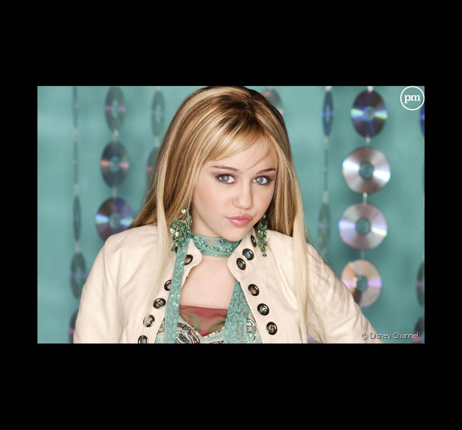 "Miley Cyrus dans ""Hannah Montana"""