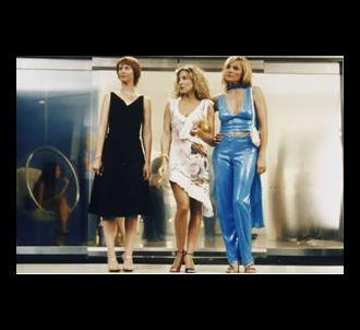 Cynthia Nixon, Sarah Jessica Parker, Kim Cattrall dans...