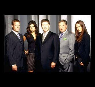 Le casting de la série américaine 'Boston Justice'