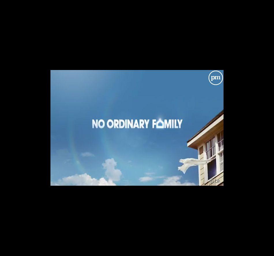 """""""No Ordinary Family"""""""