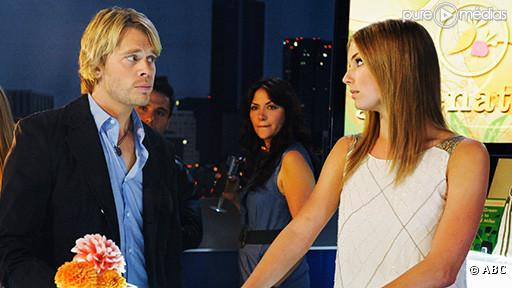 """Will McCormack et Emily VanCamp dans """"Brothers & Sisters ..."""