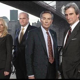 New York District : Les années Jerry Orbach