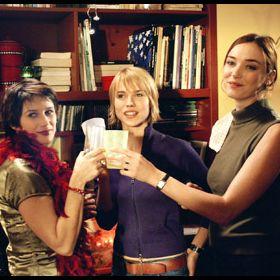 3 femmes flics