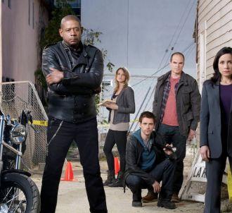 Le cast de 'Criminal Minds: Suspect Behavior'