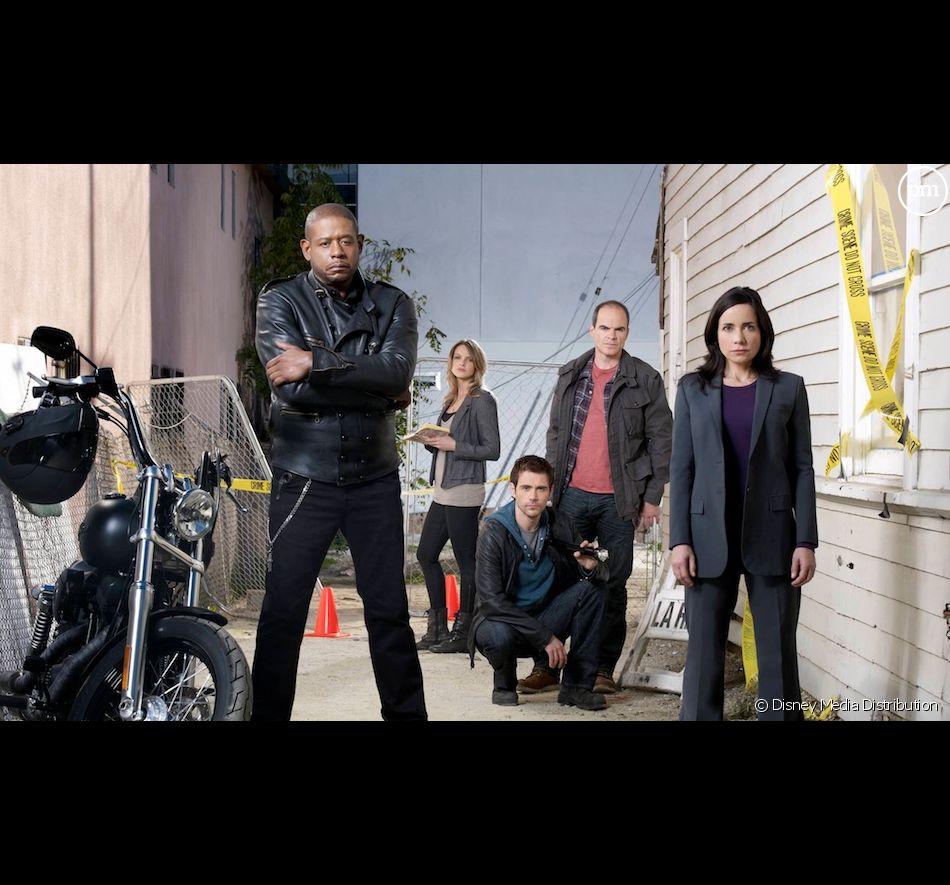 """Le cast de """"Criminal Minds: Suspect Behavior"""""""