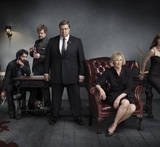 Le cast de 'Damages' saison 4