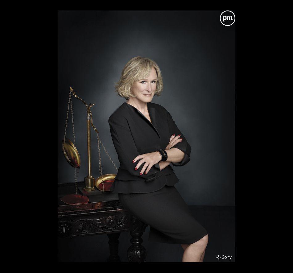 """Glenn Close est Patty Hewes dans """"Damages"""" saison 4<br />"""