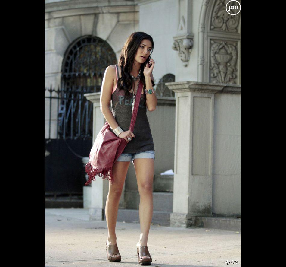 Gossip Girl Saison 4 épisode 1 : Vanessa au téléphone