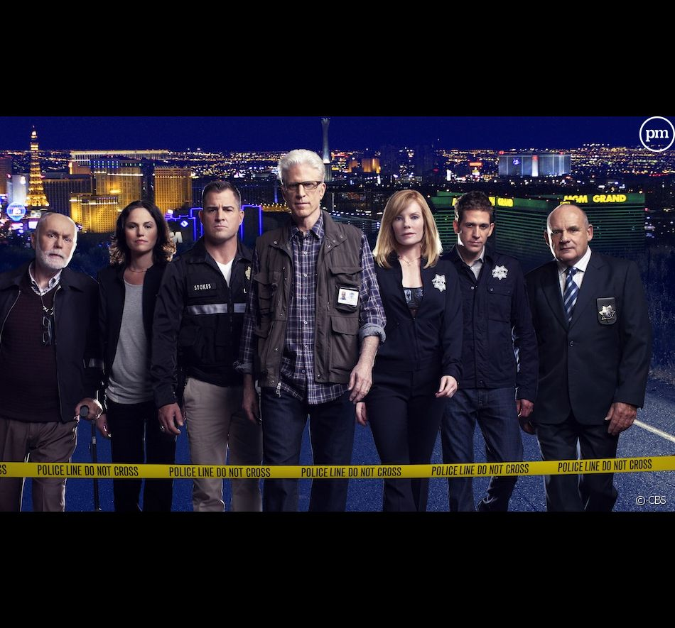 "Le cast de la saison 12 des ""Experts"""