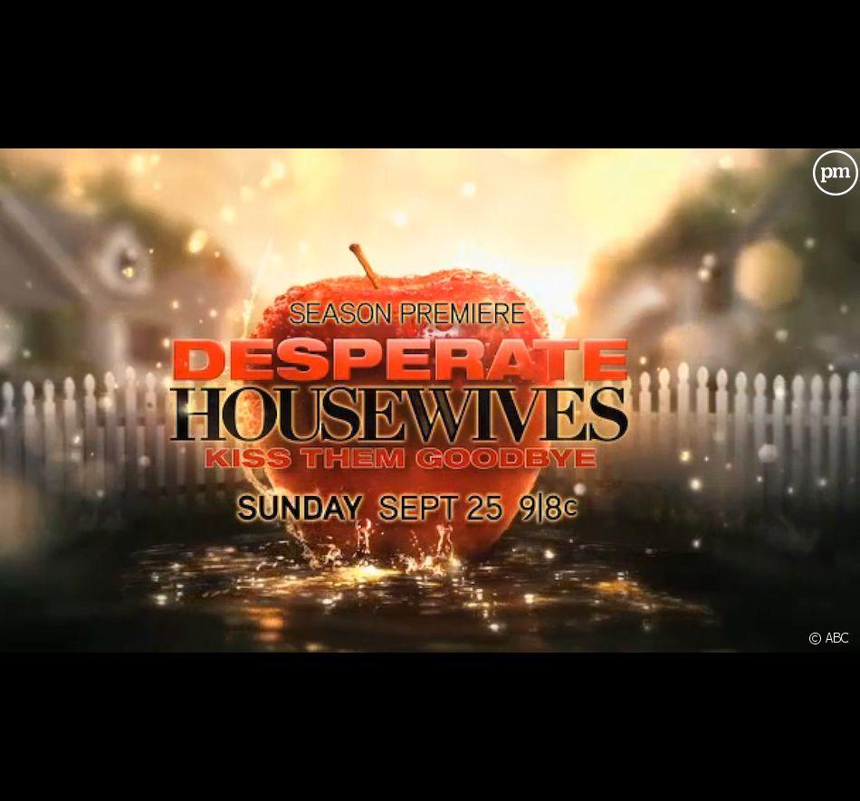 """Première bande-annonce pour """"Desperate Housewives"""" saison 8"""