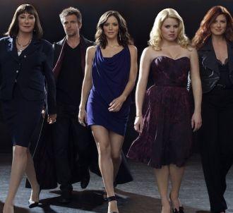 Le cast de 'Smash'