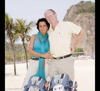 Yasmin et Harold, candidats de l'édition 2008.
