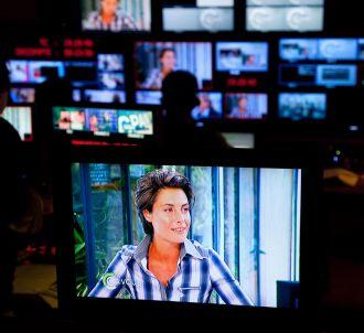 Alessandra Sublet présente 'C à vous' sur France 5