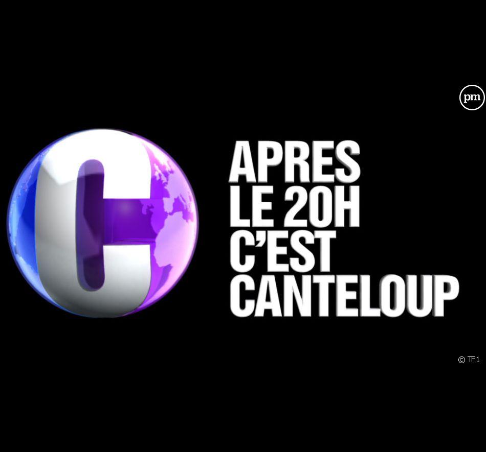 """Le logo de """"Après le 20h, c'est Canteloup"""""""