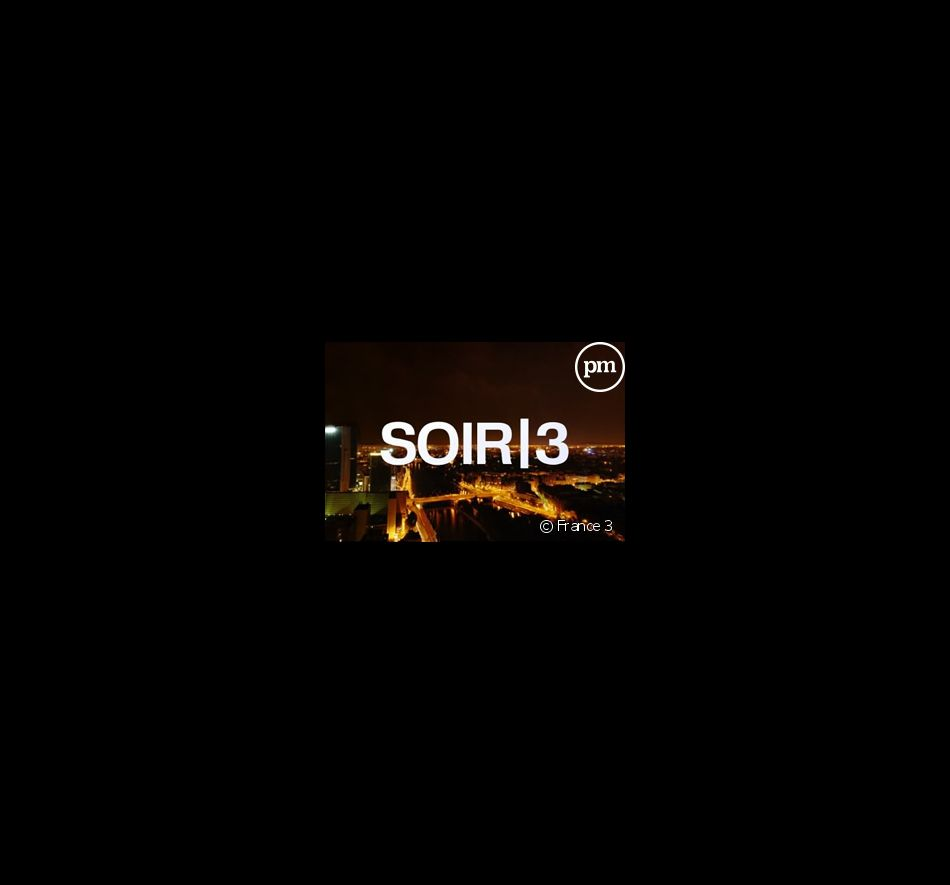 Le logo du Soir 3 de France 3