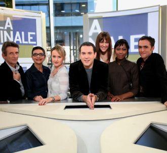 L'équipe de 'La Matinale' sur Canal +.