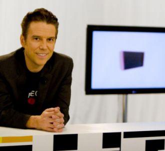 Philippe Vandel présente 'Pif Paf' sur Paris Première.