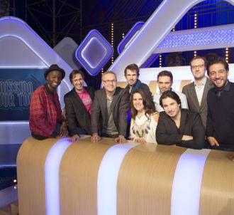 'L'émission pour tous', avec Laurent Ruquier.