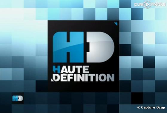 Le logo de haute d finition photo for Haute definition