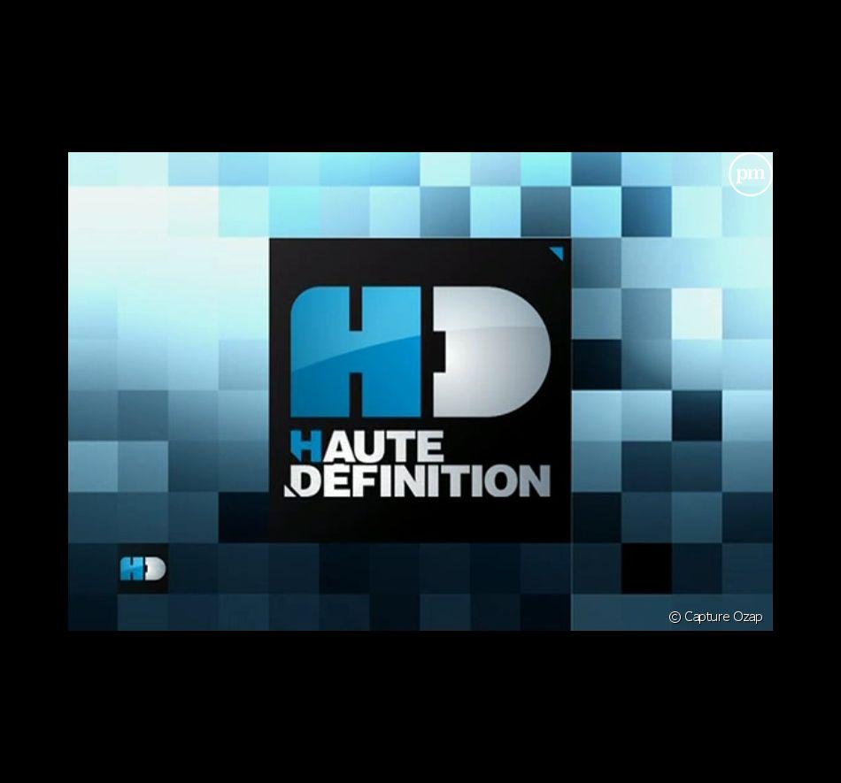 """Le logo de """"Haute Définition""""."""