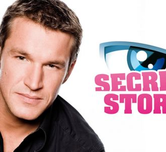 Benjamin Castaldi présente 'Secret Story'