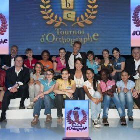 Le tournoi d'orthographe 2010